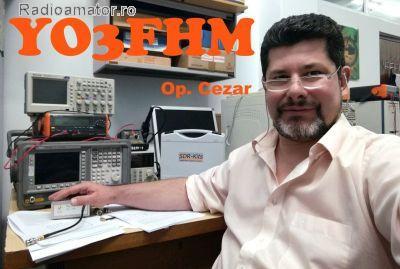 YO3FHM - VENER OCTAVIAN CEZAR