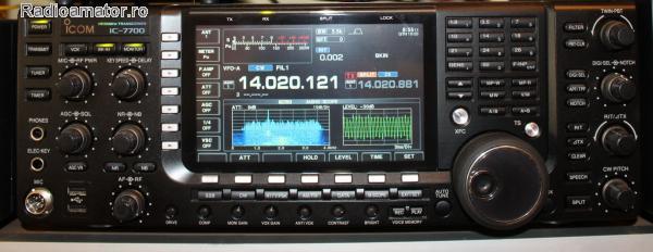 Vand #V-106652 -  ICOM IC 7700  - yo9ina.ro