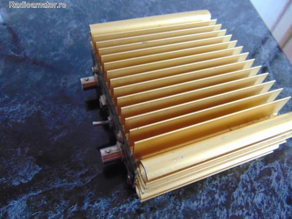 Vand #V-111304 - Amplificator de putere 144 MHz  - yo9ina.ro