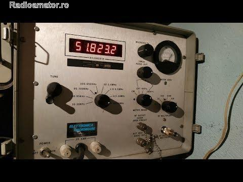Vand #V-137726 - Generator semnal RF.10-50Mhz  - yo9ina.ro