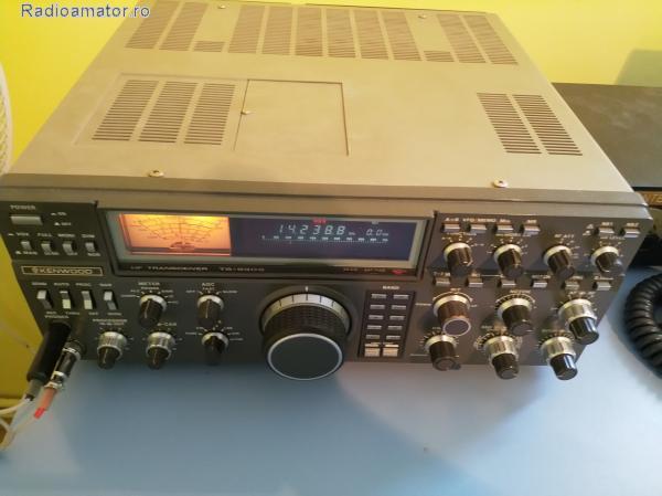 Vand #V-160033 - Kenwood TS 930 SAT  - yo9ina.ro