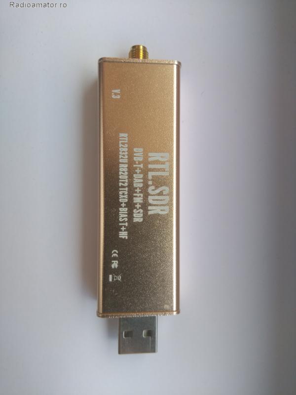 Vand #V-168056 - stick Radio scanner USB SDR 0,  - yo9ina.ro