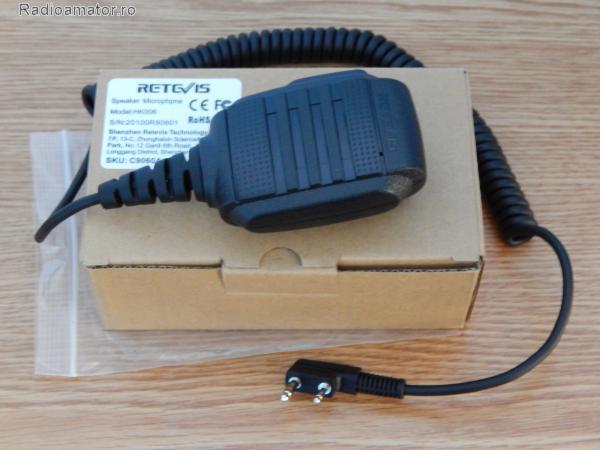 Vand #V-172333 - Microfon difuzor RETEVIS  - yo9ina.ro